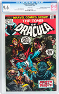 Bronze Age (1970-1979):Horror, Tomb of Dracula #13 Don/Maggie Thompson Collection pedigree(Marvel, 1973) CGC NM+ 9.6 White pages....