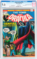 Bronze Age (1970-1979):Horror, Tomb of Dracula #17 Don/Maggie Thompson Collection pedigree(Marvel, 1974) CGC NM+ 9.6 White pages....