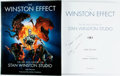 Books:Art & Architecture, [Stan Winston; Special Effects, subjects]. Jody Duncan. INSCRIBED BY WINSTON. The Winston Effect. The Art and History of...