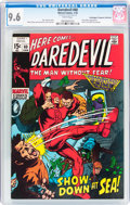 Bronze Age (1970-1979):Superhero, Daredevil #60 Double Cover - Don/Maggie Thompson Collectionpedigree (Marvel, 1970) CGC NM+ 9.6 White pages....