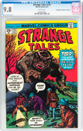 Bronze Age (1970-1979):Horror, Strange Tales #175 Don/Maggie Thompson Collection pedigree (Marvel,1974) CGC NM/MT 9.8 White pages....