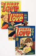 Golden Age (1938-1955):Romance, First Love Illustrated File Copies Group (Harvey, 1950-63)Condition: Average FN/VF.... (Total: 71 Comic Books)