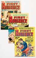 Golden Age (1938-1955):Romance, First Romance File Copies Group (Harvey, 1949-58) Condition:Average FN+.... (Total: 36 Comic Books)