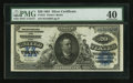 Large Size:Silver Certificates, Fr. 321 $20 1891 Silver Certificate PMG Extremely Fine 40.. ...