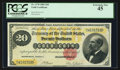 Large Size:Gold Certificates, Fr. 1178 $20 1882 Gold Certificate PCGS Extremely Fine 45.. ...