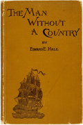 Books:Americana & American History, Edward Everett Hale. The Man without a Country. Boston: J.Stilman Smith, 1888. First edition. Twelvemo. Original cl...