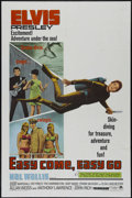 """Movie Posters:Elvis Presley, Easy Come, Easy Go (Paramount, 1967). One Sheet (27"""" X 41"""").Musical Comedy. Directed by John Rich. Starring Elvis Presley, ..."""