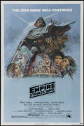 """Movie Posters:Science Fiction, The Empire Strikes Back (20th Century Fox, 1980). One Sheet (27"""" X 41""""). Style B. Science Fiction. Directed by Irvin Kershne..."""