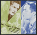 """Movie Posters:Mystery, The Ex-Mrs. Bradford (RKO, 1936). Herald (6"""" X 6""""). Mystery.Directed by Stephen Roberts. Starring Jean Arthur, William Powe..."""