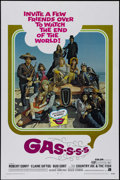 """Movie Posters:Comedy, Gas-s-s-s (American International, 1971). One Sheet (27"""" X 41"""").Comedy. Directed by Roger Corman. Starring Bob Corff, Elain..."""