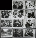 "Movie Posters:Academy Award Winner, Gone With the Wind (MGM, R-1974). Black and White Stills (11) (8"" X10""). Drama. Directed by Victor Fleming, Sam Wood and Ge... (Total:11 Items)"