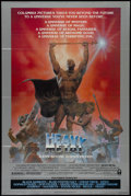 "Movie Posters:Animated, Heavy Metal (Columbia, 1981). One Sheet (27"" X 41""). Style B.Advance. Animated Sci-Fi Fantasy. Directed by Gerald Potterton..."