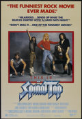"""Movie Posters:Comedy, This is Spinal Tap (Embassy Pictures, 1984). One Sheet (27"""" X 41""""). Comedy. Directed by Rob Reiner. Starring Reiner, Michael..."""