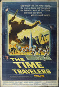 "Movie Posters:Science Fiction, The Time Travelers (American International, 1964). Poster (40"" X60""). Science Fiction. Directed by Ib Melchior. Starring Pr..."
