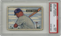 Baseball Cards:Singles (1950-1959), 1951 Bowman Mickey Mantle #253 PSA PR-FR 1. Here's your chance toown the Mick's true rookie at a price you can afford. So...