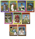 Baseball Cards:Sets, 1975 Topps Baseball Complete Set (660). The 1975 Topps set is knownfor its use of multi-colored borders, an obstacle for c...
