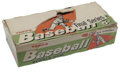 Baseball Collectibles:Others, 1958 Topps Display Box. While the possibility of finding anunopened pack from 1958 is indeed a scarce event, the display b...