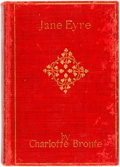 Books:Literature 1900-up, Charlotte Bronte. Jane Eyre. Chicago: Rand McNally, [n.d.].Reproduction of the second edition. Original cloth bindi...