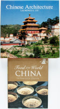 Books:World History, [China]. Group of Two Books on Chinese Culture. Laurence G. Liu. Chinese Architecture. London: Academy Editions, [19... (Total: 2 Items)
