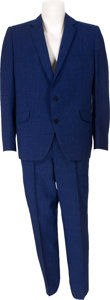 """Movie/TV Memorabilia:Costumes, A Jerry Lewis Suit from """"The Disorderly Orderly.""""..."""