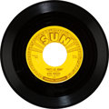 "Music Memorabilia:Recordings, Elvis Presley ""That's All Right/ Blue Moon of Kentucky"" HistoricFirst Sun Single (Sun 209, 1954)...."