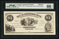 Canadian Currency: , Summerside, PEI- The Summerside Bank $1 Feb. 1, 1872 Ch. #705-12-02P Face Proof. ...