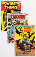 Bronze Age (1970-1979):Miscellaneous, DC and Others Bronze Age Comics Group (DC, 1970s) Condition:Average GD/VG.... (Total: 67 Comic Books)