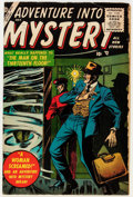 Silver Age (1956-1969):Horror, Adventure Into Mystery #2 (Atlas, 1956) Condition: VG/FN....