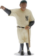 Baseball Collectibles:Hartland Statues, 1958-62 Babe Ruth Hartland Statue. Highly desirable Hartland statueof Babe Ruth is one of the original issue released from...