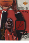 Basketball Collectibles:Others, 1998 Upper Deck MJx Michael Jordan #GC1. Upper Deck released a limited-run all-Jordan set in 1998. From that issue we offe...