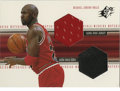 Basketball Collectibles:Others, 1999-00 SPx Winning Materials Michael Jordan #WM1. This SPx cardfrom 1999-00 has inserts of both a game-used Jordan unifor...