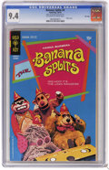 Bronze Age (1970-1979):Humor, Banana Splits #4 FIle Copy (Gold Key, 1970) CGC NM 9.4 Off-white towhite pages. Photo cover. Overstreet 2006 NM- 9.2 value ...