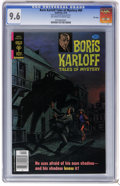 Bronze Age (1970-1979):Horror, Boris Karloff Tales of Mystery #89 File Copy (Gold Key, 1979) CGCNM+ 9.6 Off-white to white pages. Painted cover. Overstree...