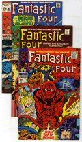 Bronze Age (1970-1979):Superhero, Fantastic Four Group (Marvel, 1968-77) Condition: Average FN. Magneto and Silver Surfer appearances grace this lot of 25 F... (Total: 25 Comic Books)