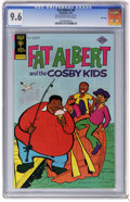 Bronze Age (1970-1979):Cartoon Character, Fat Albert #6 File Copy (Gold Key, 1975) CGC NM+ 9.6 Off-white towhite pages. Overstreet 2006 NM- 9.2 value = $24. CGC cens...