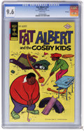 Bronze Age (1970-1979):Cartoon Character, Fat Albert #12 File Copy (Gold Key, 1976) CGC NM+ 9.6 White pages.This is the only CGC graded copy to date. Overstreet 2006...