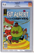 Bronze Age (1970-1979):Cartoon Character, Fat Albert #22 File Copy (Gold Key, 1977) CGC NM+ 9.6 White pages.Christmas cover. Overstreet 2006 NM- 9.2 value = $18. CGC...