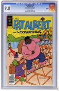 Bronze Age (1970-1979):Cartoon Character, Fat Albert #23 File Copy (Gold Key, 1978) CGC NM/MT 9.8 Off-whiteto white pages. Overstreet 2006 NM- 9.2 value = $18. CGC c...