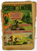 Golden Age (1938-1955):Superhero, Green Lantern #1 (DC, 1941) Condition: PR. The origin of the Green Lantern is retold in this highly sought-after book. There...