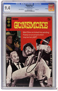 Silver Age (1956-1969):Western, Gunsmoke #2 File Copy (Gold Key, 1969) CGC NM 9.4 Off-white pages. Photo cover. Alberto Giolitti art. Overstreet 2006 NM- 9....
