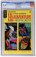 Silver Age (1956-1969):Adventure, Hi-Adventure Heroes #2 File Copy (Gold Key, 1969) CGC NM 9.4 Off-white to white pages. Three Musketeers, Micro-Venture, and ...