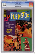 Bronze Age (1970-1979):Humor, H.R. Pufnstuf #8 File Copy (Gold Key, 1972) CGC NM- 9.2 Off-white to white pages. Photo cover. Overstreet 2006 NM- 9.2 value...