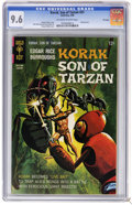 Silver Age (1956-1969):Adventure, Korak, Son of Tarzan #21 File Copy (Gold Key, 1968) CGC NM+ 9.6 Off-white to white pages. George Wilson painted cover. Russ ...