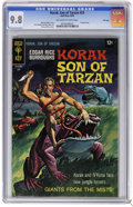 Silver Age (1956-1969):Adventure, Korak, Son of Tarzan #23 File Copy (Gold Key, 1968) CGC NM/MT 9.8 Off-white to white pages. George Wilson painted cover. Dan...