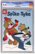 Silver Age (1956-1969):Cartoon Character, M.G.M's Spike and Tyke #20 File Copy (Dell, 1960) CGC NM 9.4 Off-white pages. Tom and Jerry backup story. Overstreet 2006 NM...
