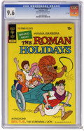 Bronze Age (1970-1979):Cartoon Character, The Roman Holidays #1 File Copy (Gold Key, 1973) CGC NM+ 9.6Off-white to white pages. Overstreet 2006 NM- 9.2 value = $60. ...