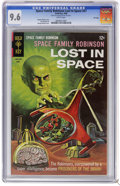 Silver Age (1956-1969):Science Fiction, Space Family Robinson #27 File Copy (Gold Key, 1968) CGC NM+ 9.6 White pages. George Wilson painted cover. Dan Spiegle art. ...