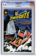 Modern Age (1980-Present):Science Fiction, Twilight Zone #92 File Copy (Whitman, 1982) CGC NM+ 9.6 Whitepages. Last issue. Reprints Twilight Zone #1. Overstreet 2...