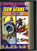 Bronze Age (1970-1979):Superhero, DC Super-Stars #1-18 Bound Volume (DC, 1976-78). A complete run of this title! Features copies of DC Super-Stars #1 (Tee...