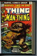 Bronze Age (1970-1979):Superhero, Marvel Two-In-One #1-15 Bound Volume Plus (Marvel, 1974-76). Features copies of Marvel Two-In-One #1, 2, 3, 4, 5, 6, 7, ...